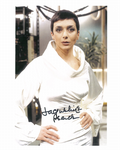 "Jacqueline Pearce ""Chessene"" (Doctor Who)  - 10 X 8 genuine signed autograph 10417"